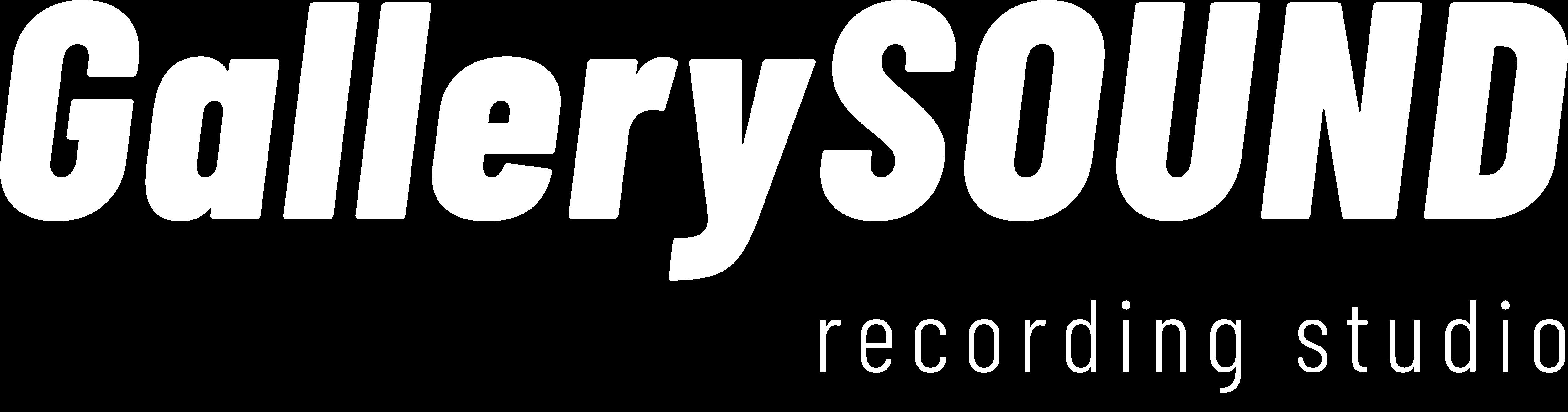 GALLERY SOUND RECORDING/MASTERING STUDIO